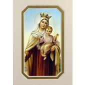 Mount Carmel 3x5 Prayerful Mat #35MAT-MTC