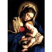 Madonna and Child Boxed Christmas Cards #5640 OUT OF STOCK