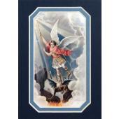 St. Michael 3x5 Prayerful Mat #35MAT-STM