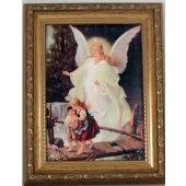 Guardian Angel 5x7 Plaque #57F-GA
