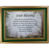 Irish Blessing #57F-IP