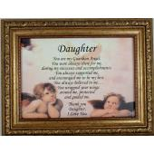 Daughter You are My Guardian Angel #57F-RA-D