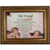 My Friend You are My Guardian Angel #57F-RA-FR