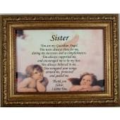 Sister You are My Guardian Angel 57F-RA-S