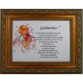 Godmother 5x7 Plaque #57F-GMK