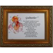 Godmother 5x7 Plaque #57F-GMK