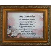 Godmother 5x7 Plaque #57F-GM