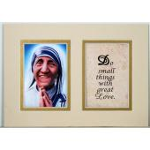 Mother Teresa 5x7 Mat 57MAT-MT2