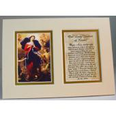 Our Lady Undoer of Knots 5x7 Mat #57MAT-OLK