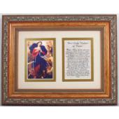 Our Lady Undoer of Knots 5x7 Frame #57MF-OLK