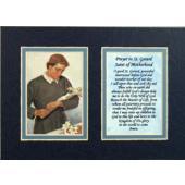 St. Gerard 5x7 Mat with Prayer #57MAT-STG