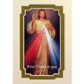 The Divine Mercy 3x5 Prayerful Mat #35MAT-DM