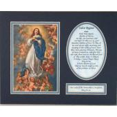 Immaculate Conception 8x10 Ready to frame mat #810M-IC