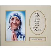 Mother Teresa 8x10 Frame MFS-MT