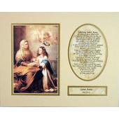 St. Anne 8x10 Ready to frame mat #810M-STAN