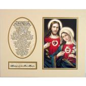God Bless Our Home 8x10 Ready to frame mat #810M-TH7