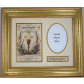 Grandddaughter Communion Frame 83103-GRD