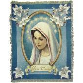 Ave Maria Blanket #COV-AVE