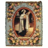St. Therese Blanket #COV-STT