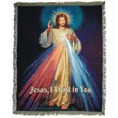 The Divine Mercy Blanket #COV-DM