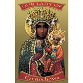 Our Lady of Czestochowa Blanket #COV-OLCz