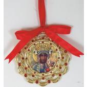 Our Lady of Czestochowa Ornament 1404-OLCZ