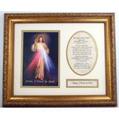 The Divine Mercy Plaque MFS-G-DM