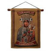 Our Lady of Czestochowa 13x18 Wall Hanging 1318-OLCZ