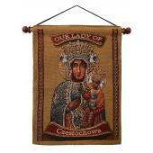 Our Lady of Czestochowa 13x18 Wall Hanging 1318-OLCZ