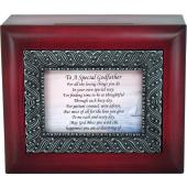 Godfather Keepsake Box #SJBX-GF2
