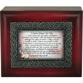 I Said a Prayer for You Keepsake Box #SJBX-ISP