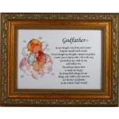 Godfather 5x7 Plaque #57F-GFK