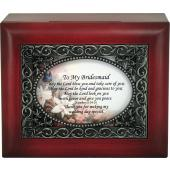 Bridesmaid Keepsake Box #SJBX-BM