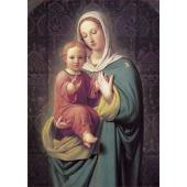 Madonna and Child Boxed Christmas Cards #50242