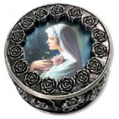 Mystical Rose Rosary Box #PRBX-MR2