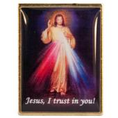 The Divine Mercy Lapel Pin #145