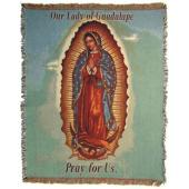 Guadalupe Blanket #COV-G