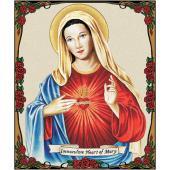 Immaculate Heart Blanket #COV-IHM(I)