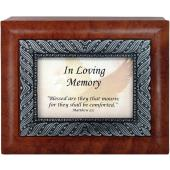 In Loving Memory 4x5 Keepsake  Box SJBX-SYM2