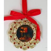 Madonna and Child Ornament 1404-MAC