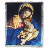 Madonna and Child Blanket #COV-MC(b)