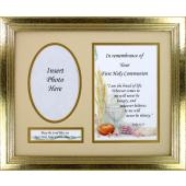 Communion Plaque MFS-COM3