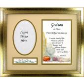Godson Communion Plaque MFS-COM3-GS