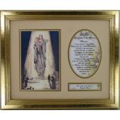 Our Lady of the Snows Plaque MFS-OLSN