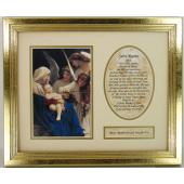 Song of Angels Plaque 8x10 MFS-SA