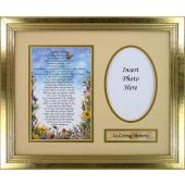 Safely Home Sympathy Plaque #MFS-G-SH