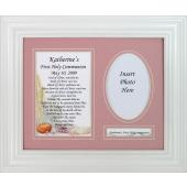 Personalized Communion Girl Plaque MFS-HC6G-P