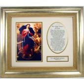 Our Lady Undoer of Knots 8x10 Frame #MFS-OLK