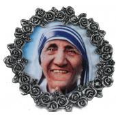 Mother Teresa Mini Pewter Frame MPF-MT2