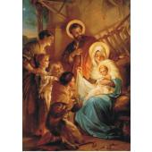 Nativity Boxed Christmas Cards #5413